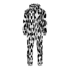 Animal print Hooded Jumpsuit (Kids)