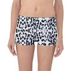 Animal print Boyleg Bikini Bottoms