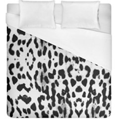 Animal print Duvet Cover (King Size)