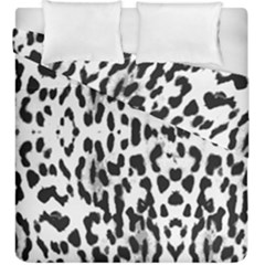 Animal print Duvet Cover Double Side (King Size)