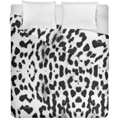 Animal print Duvet Cover Double Side (California King Size)