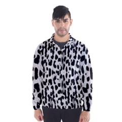 Animal print Wind Breaker (Men)