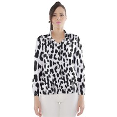 Animal print Wind Breaker (Women)