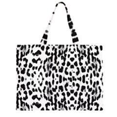 Animal print Large Tote Bag