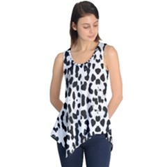 Animal print Sleeveless Tunic