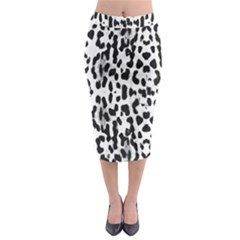 Animal print Midi Pencil Skirt