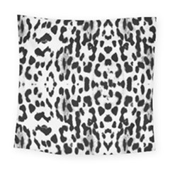 Animal print Square Tapestry (Large)