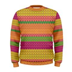 Pattern Men s Sweatshirt