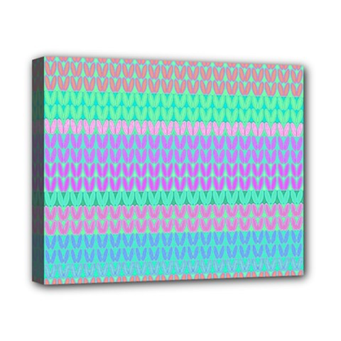 Pattern Canvas 10  x 8