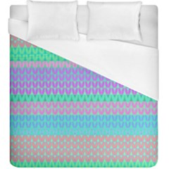 Pattern Duvet Cover (King Size)