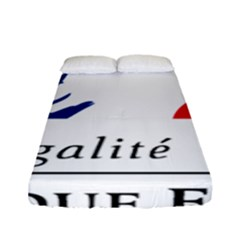 Symbol of the French Government Fitted Sheet (Full/ Double Size)