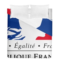 Symbol of the French Government Duvet Cover Double Side (Full/ Double Size)