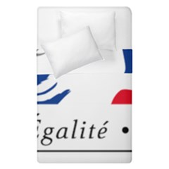 Symbol of the French Government Duvet Cover Double Side (Single Size)