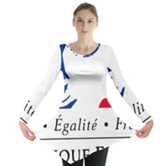 Symbol of the French Government Long Sleeve Tunic