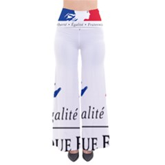 Symbol of the French Government Pants