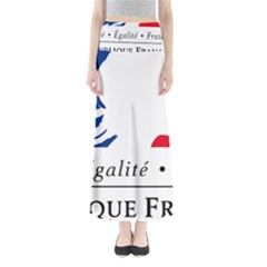 Symbol of the French Government Maxi Skirts
