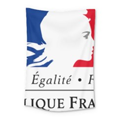 Symbol of the French Government Small Tapestry