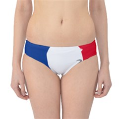 Symbol of the French Government Hipster Bikini Bottoms