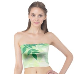 Spring Leaves Nature Light Tube Top