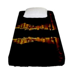 Waste Incineration Incinerator Fitted Sheet (single Size)