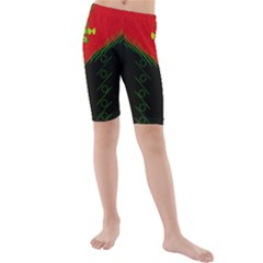 Dressed For Success Kids  Mid Length Swim Shorts