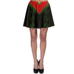 Dressed For Success Skater Skirt