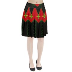 Dressed For Success Pleated Skirt
