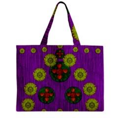 Buddha Blessings Fantasy Mini Tote Bag