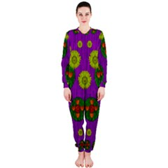Buddha Blessings Fantasy Onepiece Jumpsuit (ladies)