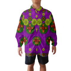 Buddha Blessings Fantasy Wind Breaker (kids)