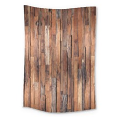 Wall Wood Large Tapestry