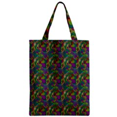 Pattern Abstract Paisley Swirls Classic Tote Bag