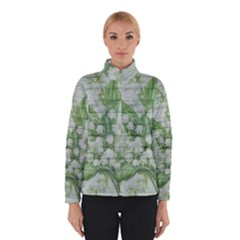 On Wood May Lily Of The Valley Winterwear