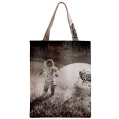 Astronaut Space Travel Space Classic Tote Bag