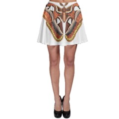 Butterfly Animal Insect Isolated Skater Skirt