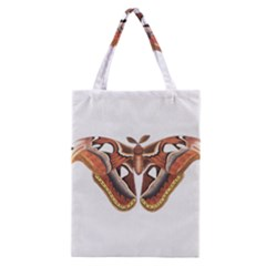 Butterfly Animal Insect Isolated Classic Tote Bag