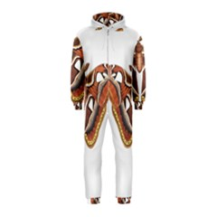 Butterfly Animal Insect Isolated Hooded Jumpsuit (Kids)