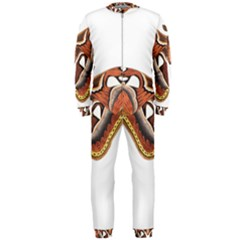 Butterfly Animal Insect Isolated OnePiece Jumpsuit (Men)
