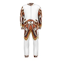 Butterfly Animal Insect Isolated OnePiece Jumpsuit (Kids)