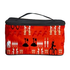 Traditional Wayang Cosmetic Storage Case