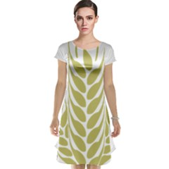 Tree Wheat Cap Sleeve Nightdress