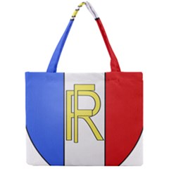 Semi-Official Shield of France Mini Tote Bag