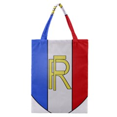 Semi-Official Shield of France Classic Tote Bag