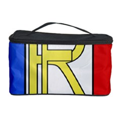 Semi-Official Shield of France Cosmetic Storage Case