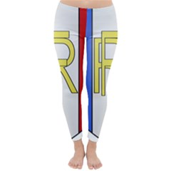 Semi-Official Shield of France Classic Winter Leggings