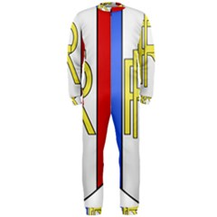 Semi-Official Shield of France OnePiece Jumpsuit (Men)