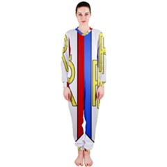 Semi-Official Shield of France OnePiece Jumpsuit (Ladies)