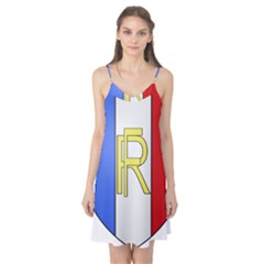 Semi-Official Shield of France Camis Nightgown