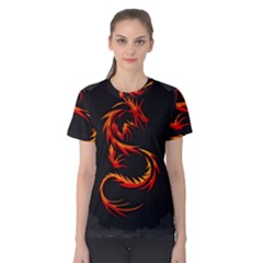 Dragon Women s Cotton Tee