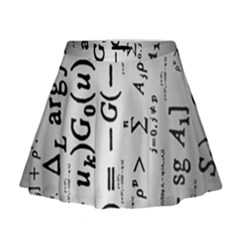 Science Formulas Mini Flare Skirt